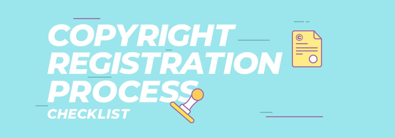 Copyright Registration Process
